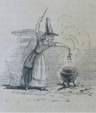 Welsh witchcraft - Ofergoeliaeth Cymru (Viewing Wales series)