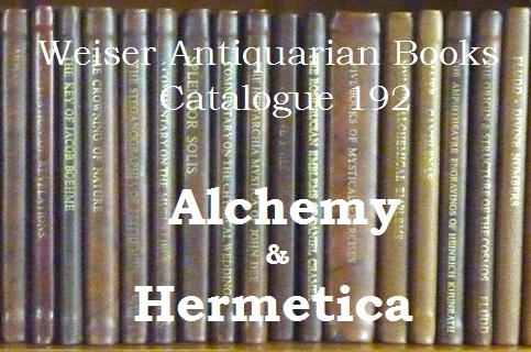 Catalogue 192: Alchemy & Hermetica - Spring 2018