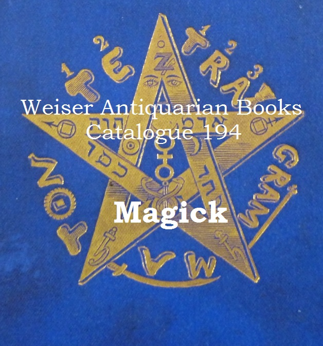 Catalogue 194: Magick
