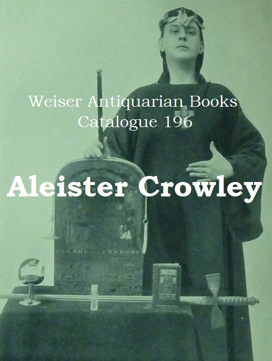 Catalogue 196: Aleister Crowley & Associates