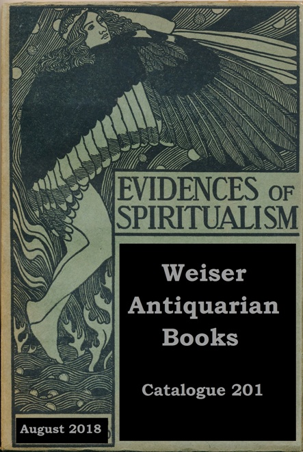 Catalogue 201: Spiritualism & Psychical Research