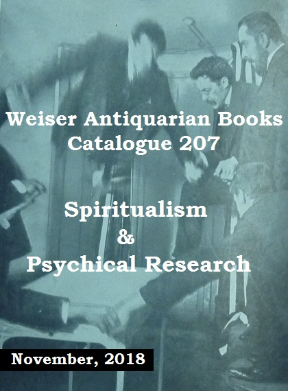 Catalogue 207: Spiritualism & Psychical Research