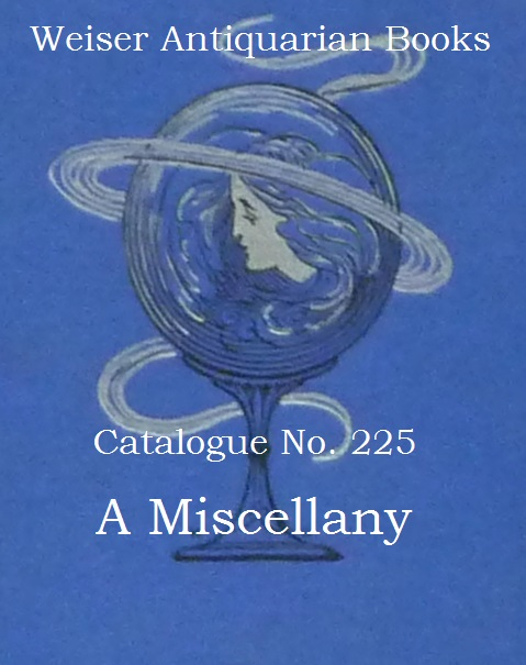 Catalogue 225: A Miscellany