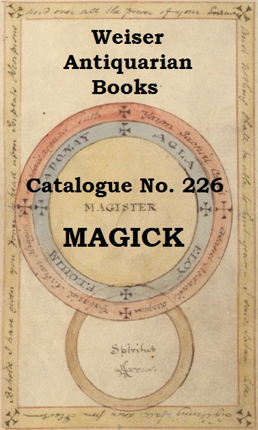 Catalogue 226: Magick