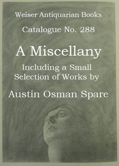 Catalogue 228: A Miscellany - Including a Small Selection of Works By A.O. Spare