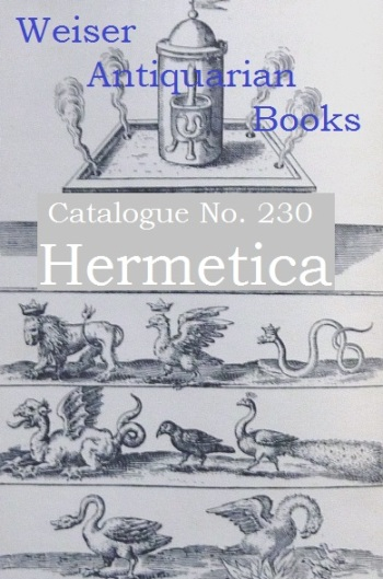 Catalogue 230: Hermetica