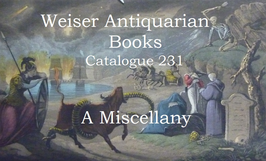 Catalogue 231: A Miscellany