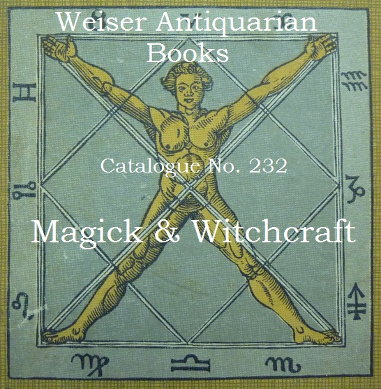 Catalogue 232: Magick & Witchcraft