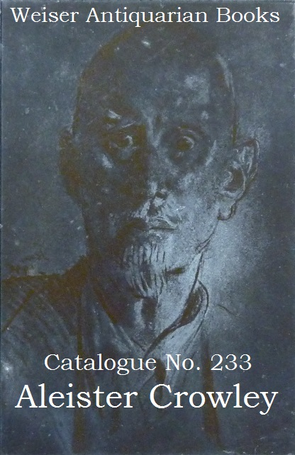Catalogue 233: Aleister Crowley