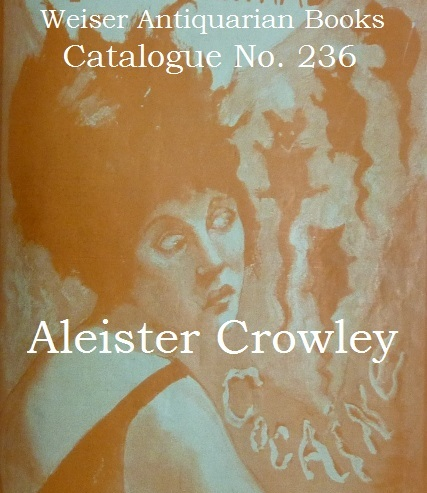 Catalogue 236: Aleister Crowley