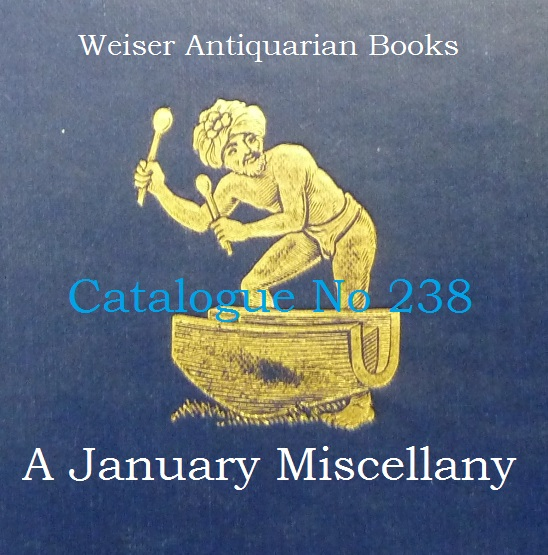Catalogue 238, A Miscellany