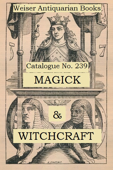 Catalogue 239: Magick & Witchcraft