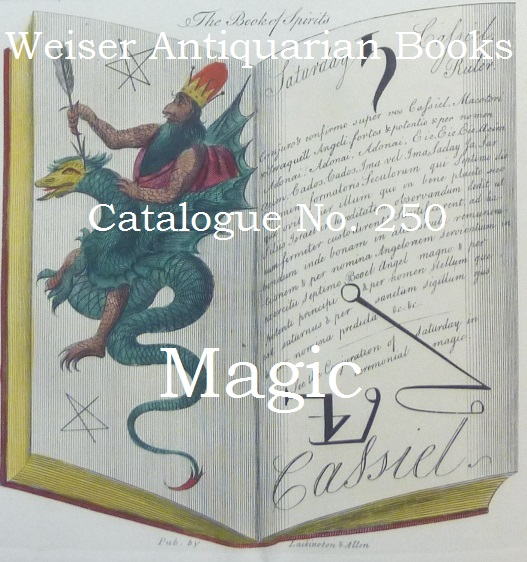 Catalogue 250: Magick