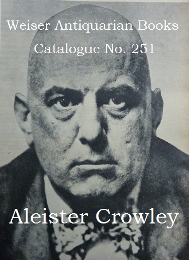 Catalogue 251: Aleister Crowley