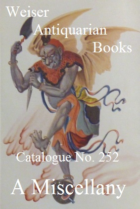 Catalogue 252: An August Miscellany