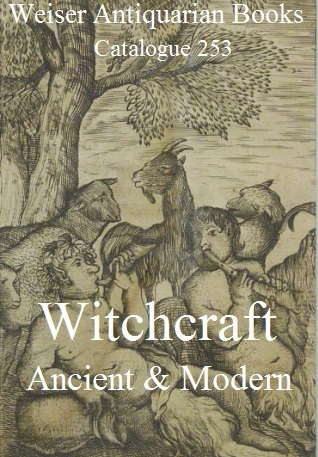 Catalogue 253:  Witchcraft - Ancient & Modern