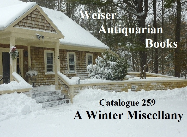 Catalogue 259: A Winter Miscellany