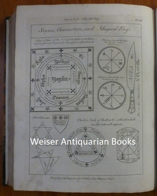 A New And Complete Illustration Of The Occult Sciences: Or