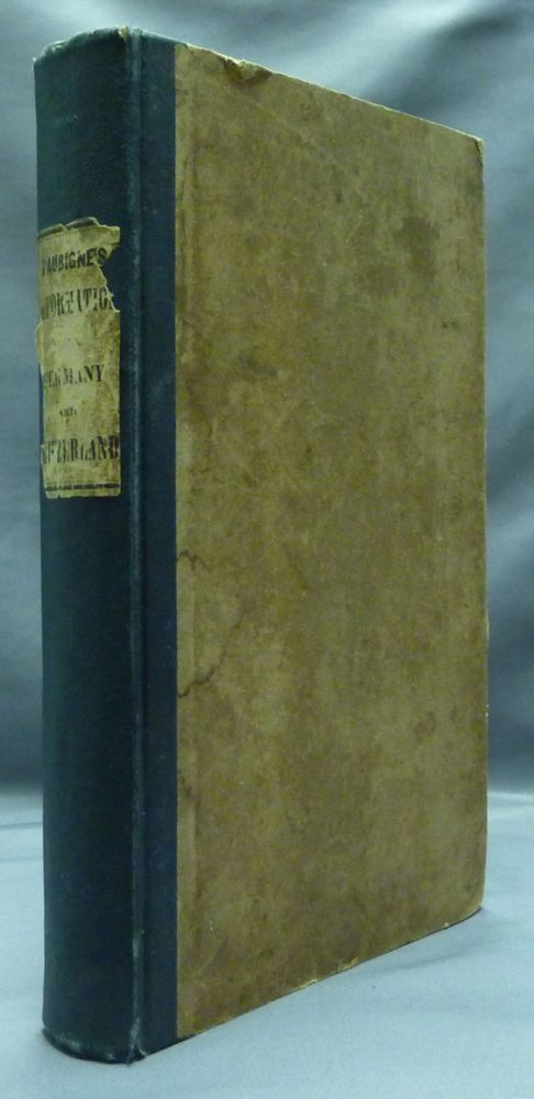 History of the Great Reformation of Sixteenth Century in Germany, Switzerland, etc. J. H. Merle D'AUBIGNE.