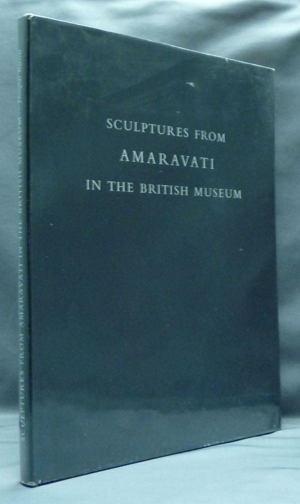 Sculptures from Amaravati in the British Museum. Douglas BARRETT.