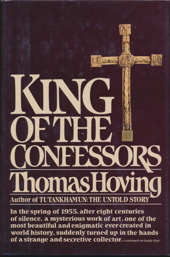 King of the Confessors. Thomas HOVING.