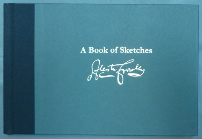 A Book of Sketches. Aleister Crowley, Keith Richmond, David Tibet.