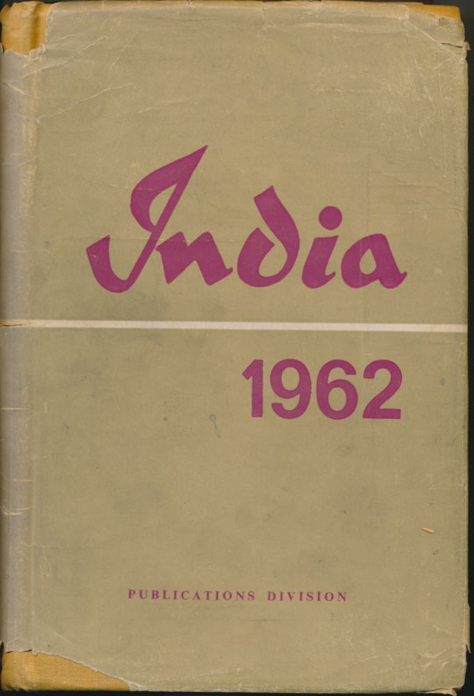 India: A Reference Annual - 1962. Compiler, publisher.