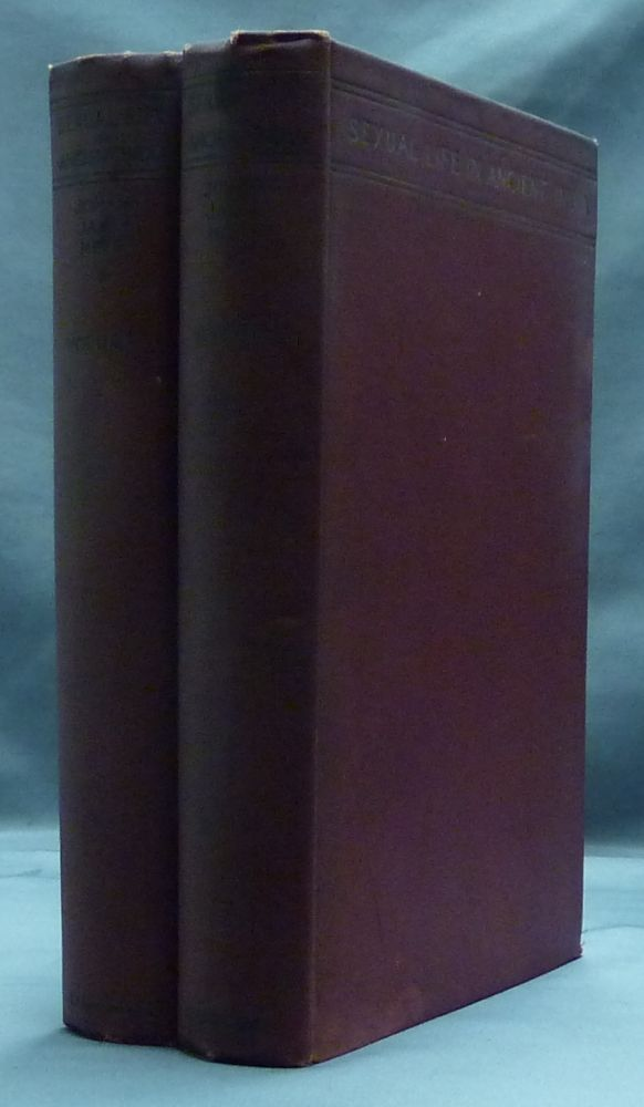 Sexual Life in Ancient India: A Study in the Comparative History of Indian  Culture two volumes by Johann Jakob MEYER on Weiser Antiquarian