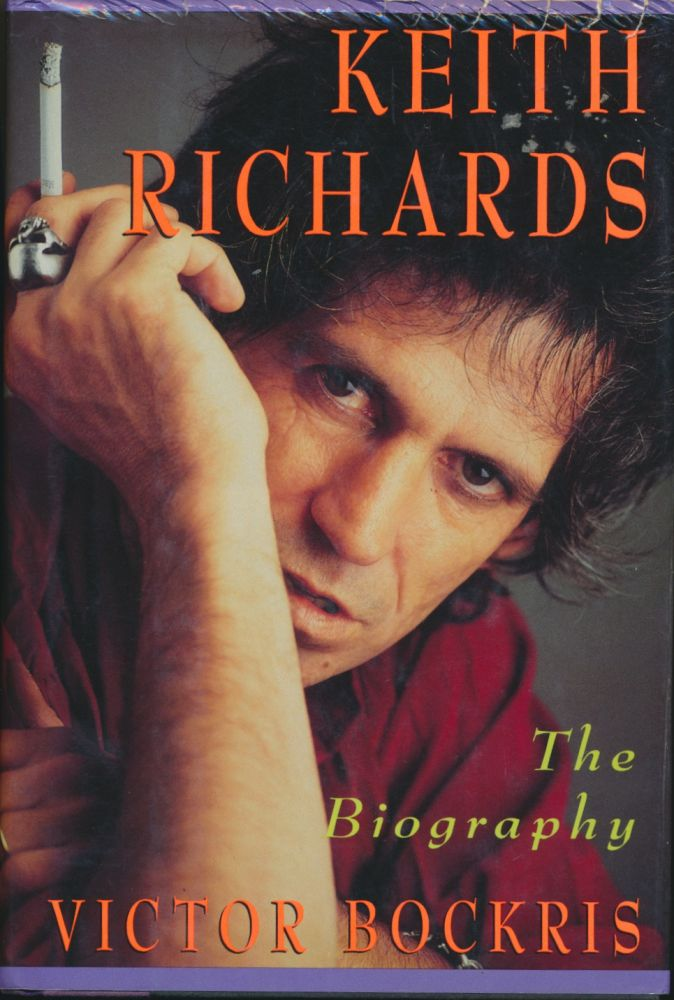 Keith Richards: the Biography. Victor BOCKRIS.