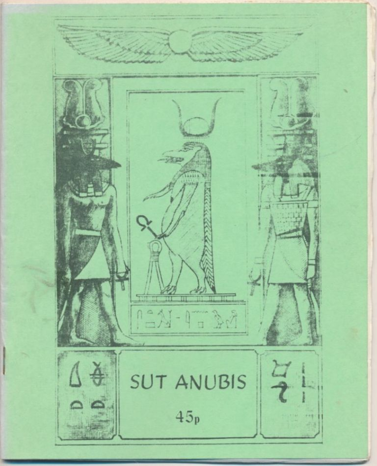 Sut Anubis - Vol.2, No.2. Anonymous, related works Aleister Crowley.