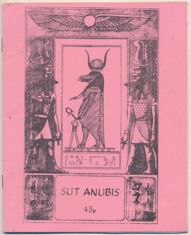 Sut Anubis - Vol.1, No.4. Anonymous, related works Aleister Crowley.