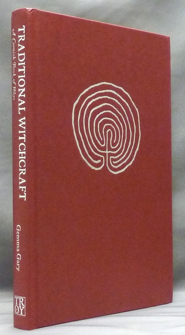 Traditional Witchcraft A Cornish Book Of Ways Gemma Gary Signed