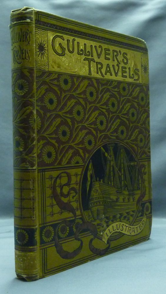 """Gulliver's Travels into several remote Regions of the World ( """"a new edition, edited for young readers"""" ). Jonathan SWIFT, Edwin O. Chapman."""