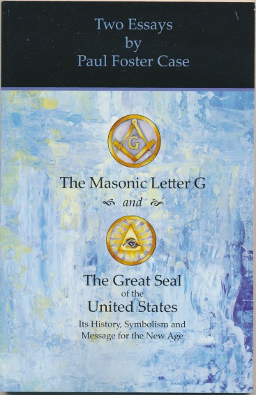 Two Essays The Masonic Letter G And The Great Seal Of The United