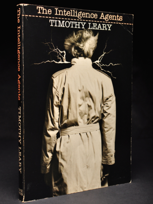 The Intelligence Agents. Timothy LEARY.