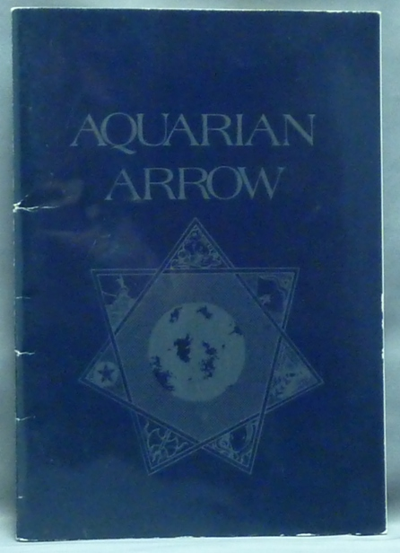 Aquarian Arrow, No. 21. Zachary COX, contributors, Aleister Crowley related.