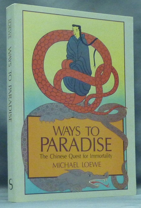 Image result for Ways to Paradise: the Chinese Quest for Immortality