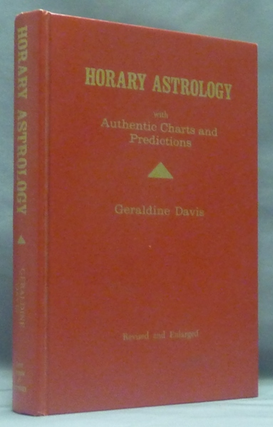 A Modern Scientific Textbook On Horary Astrology With Authentic