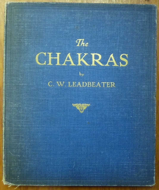 The Chakras: A Monograph by C  W  LEADBEATER on Weiser Antiquarian