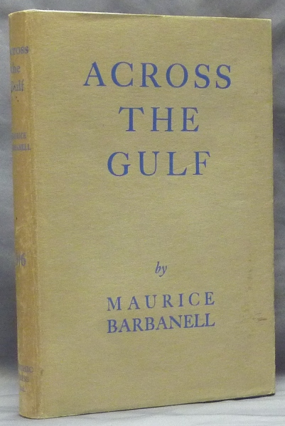 Across the Gulf. Maurice BARBANELL.
