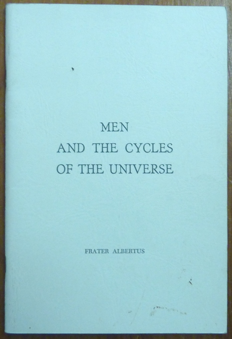 Men and the Cycles of the Universe Booklet   Frater ALBERTUS