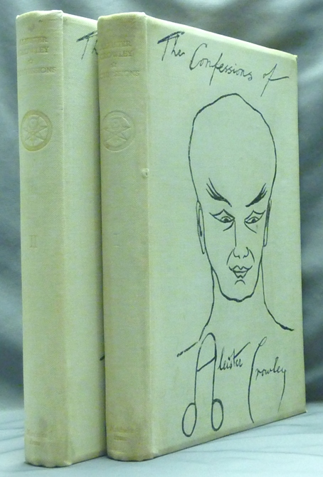 The Spirit of Solitude. An Autobiography. Subsequently re-Antichristened The Confessions of Aleister Crowley. [ 2 Volumes ]. Aleister CROWLEY, Clifford Bias association copy.