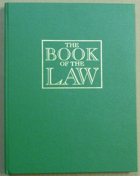 The Book of the Law, The Illuminated Edition. Aleister CROWLEY, Susan E. Jameson.