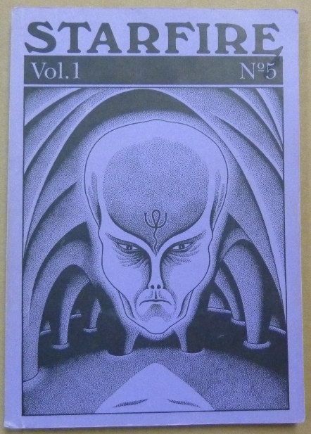 Starfire, Vol. I No. 5, A Magazine of the Aeon. Aleister Crowley, Kenneth Grant related, Michael STALEY, Michael Staley Andrew Chumbley, Gavin Semple, among others Paul Lowe.