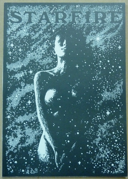 Starfire, Vol. I No. 4, A Magazine of the Aeon. Aleister Crowley, Kenneth Grant related, Michael STALEY, Gareth Hewitson-May Michael Staley, Lindsey Calvert.