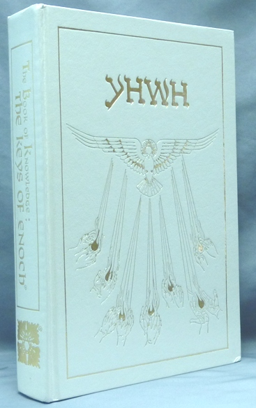 """The Book of Knowledge: The Keys of Enoch; A Teaching Given on Seven Levels to be Read and Visualized in Preparation for the Brotherhood of Light. To be Delivered for the Quickening of the """"People of Light"""" J. J. HURTAK."""