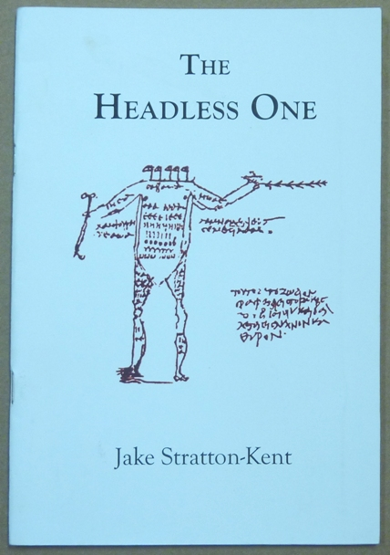 The Headless One. Jake STRATTON-KENT.