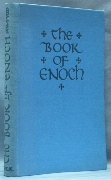 The Book of Enoch. R. H. CHARLES, W O. E. Oesterley, Translated.