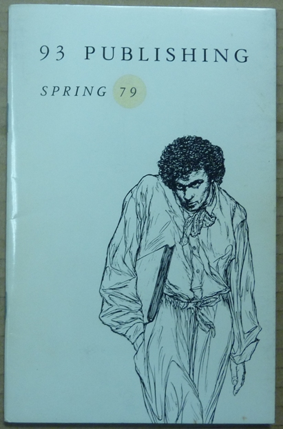 93 Publishing - Spring 79 Catalog. Aleister CROWLEY, Austin Osman Spare: related works.