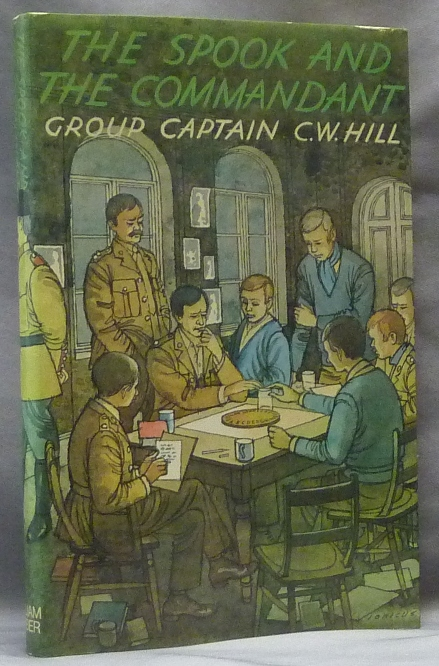 The Spook and the Commandant. C. W. HILL.